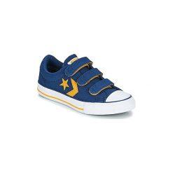 Buty Dziecko Converse  Star Player EV 3V Ox Sport Canvas. Niebieskie trampki chłopięce Converse, retro. Za 159,20 zł.