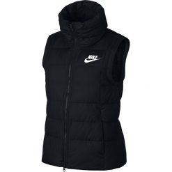 Nike Kamizelka W Nsw Dwn Fill Vest M. Brązowe kamizelki damskie marki Nike, m, z puchu. W wyprzedaży za 299,00 zł.