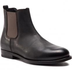 Sztyblety TRUSSARDI JEANS - 77A00116 K299. Czarne sztyblety męskie Trussardi Jeans, z jeansu. Za 809,00 zł.