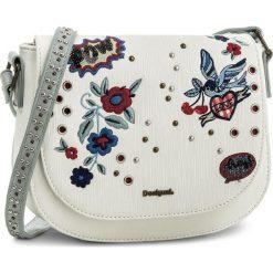 Torebka DESIGUAL - 18SAXPFW 1000. Białe torebki klasyczne damskie marki Desigual. Za 249,90 zł.
