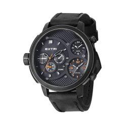 """Zegarki męskie: Zegarek """"X3002A"""" w kolorze czarnym"""