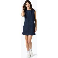 Calvin Klein Jeans - Sukienka damska, niebieski. Niebieskie sukienki na komunię marki Calvin Klein Jeans. Za 599,95 zł.