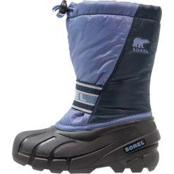 Buty zimowe chłopięce: Sorel CUB Śniegowce blues