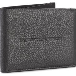 Portfele męskie: Duży Portfel Męski PORSCHE DESIGN - Voyager 2.0 Wallet H6 4090002594 Black 900