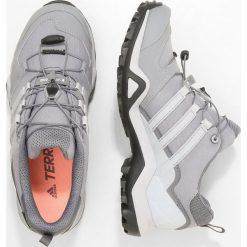 Adidas Performance TERREX SWIFT R2 GTX W Obuwie hikingowe grey heather/chalc orange. Brązowe buty sportowe damskie marki adidas Performance, z gumy. Za 599,00 zł.