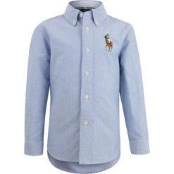 Polo Ralph Lauren BIG TOPS Koszula blue. Niebieskie koszule chłopięce Polo Ralph Lauren, z bawełny, polo. Za 319,00 zł.