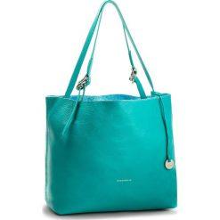 Torebka COCCINELLE - BN5 Davon E1 BN5 11 02 01 Turquoise 323. Zielone torebki klasyczne damskie marki Coccinelle, ze skóry, duże. W wyprzedaży za 769,00 zł.