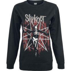 Slipknot The Gray Chapter Bluza damska czarny. Czarne bluzy damskie marki Slipknot, m, z nadrukiem, z kapturem. Za 184,90 zł.