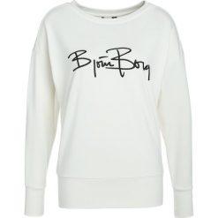 Björn Borg SIGNATURE CREW Bluzka z długim rękawem jet stream. Białe bluzki longsleeves Björn Borg, xl, z elastanu, sportowe. Za 299,00 zł.