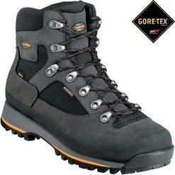 Aku Buty Trekkingowe Conero Gtx Black/Grey 8,5 (42,5). Czarne buty trekkingowe męskie marki Aku, z gore-texu, wspinaczkowe, gore-tex. W wyprzedaży za 629,00 zł.