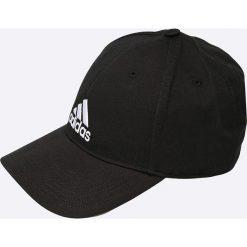Adidas Performance - Czapka. Szare czapki z daszkiem męskie adidas Performance, z bawełny. Za 69,90 zł.