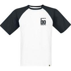 Böhse Onkelz Hockenheimring 2014 Unendlichkeit T-Shirt biały/czarny. Białe t-shirty męskie Böhse Onkelz, l. Za 94,90 zł.