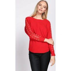 Czerwony Sweter Incubus. Czerwone swetry klasyczne damskie Born2be, na jesień, l. Za 69,99 zł.