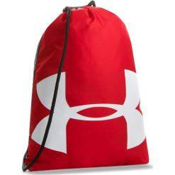 Plecak UNDER ARMOUR - Ua Ozsee 1240539-600  Czerwony. Szare plecaki męskie marki Under Armour, l, z dzianiny, z kapturem. Za 69,95 zł.