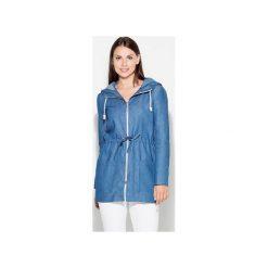 Odzież sportowa damska: Kurtka K445 Niebieski