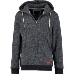 Swetry rozpinane męskie: Quiksilver Kardigan dark grey heather