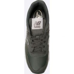 New Balance - Buty GM500SKG. Szare halówki męskie New Balance, z materiału. W wyprzedaży za 219,90 zł.