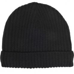 CZAPKA MĘSKA. Czarne czapki zimowe męskie Top Secret. Za 59,99 zł.