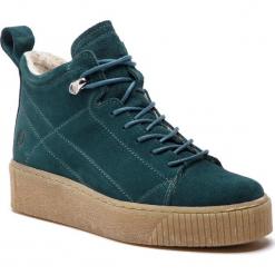 Sneakersy TAMARIS - 1-25258-31 Emerald 704. Zielone sneakersy damskie Tamaris, z materiału. Za 279,90 zł.