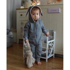 Kombinezon królik. Czerwone kombinezony niemowlęce Pakamera, z bawełny. Za 119,00 zł.