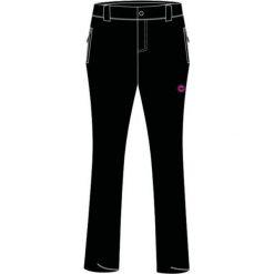 Hi-tec Spodnie Sportowe Damskie Lady Evy Black/Festival Fuchsia r. XL. Czarne spodnie dresowe damskie Hi-tec, xl. Za 169,27 zł.