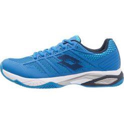 Lotto VIPER ULTRA IV  Obuwie do tenisa Outdoor blue. Czarne buty do tenisa męskie marki Asics. Za 379,00 zł.