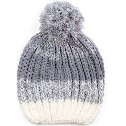 Czapka damska Frosty szara. Szare czapki zimowe damskie Art of Polo. Za 32,73 zł.