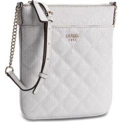 Torebka GUESS - Seraphina Mini HWSG68 55700 WHI. Białe listonoszki damskie marki Guess, z aplikacjami. W wyprzedaży za 219,00 zł.