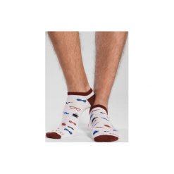Skarpetki damskie: Stopki Hipster – kolorowe skarpetki Spox Sox
