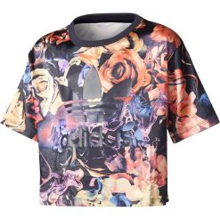 Odzież chłopięca: Adidas Originals Koszulka dziecięca J ROSE TEE CRP wielokolorowa r. 164 cm (BQ3971)