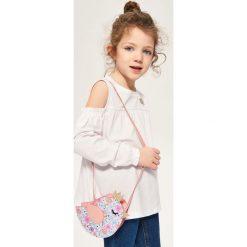 Torebki i plecaki damskie: Torebka ptaszek - Różowy