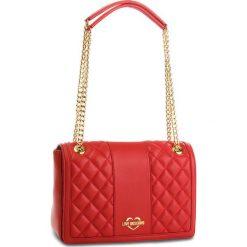 Torebka LOVE MOSCHINO - JC4000PP16LA0500 Rosso. Czerwone torebki klasyczne damskie marki Reserved, duże. Za 919,00 zł.