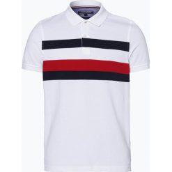 Koszulki polo: Tommy Hilfiger - Męska koszulka polo, czarny
