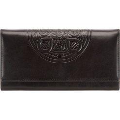 Portfel 04-1-052-1. Czarne portfele damskie marki Wittchen. Za 439,00 zł.