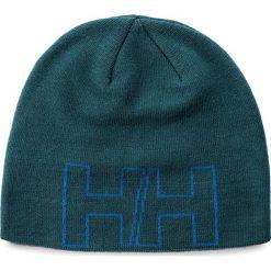 Czapka HELLY HANSEN - Outline Beanie 67147-436 Midnight Green. Niebieskie czapki damskie marki Helly Hansen. Za 79,00 zł.