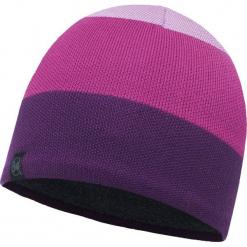 Czapka damska Knitted & Polar Dalarna Mardi różowa (BH113345.617.10.00). Czerwone czapki zimowe damskie Buff, z polaru. Za 111,64 zł.