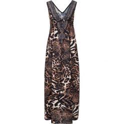 Sukienki: Sukienka leo bonprix brązowy