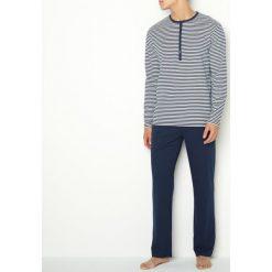 Piżamy męskie: Dżersejowa piżama z bawełny MECÈNE