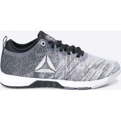 Reebok - Buty Speed Her TR Crossfit. Szare buty do fitnessu damskie Reebok, z gumy. W wyprzedaży za 299,90 zł.
