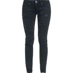 Spodnie damskie: Gothicana by EMP Megan Spodnie damskie czarny