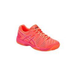 Buty do tenisa  Asics  GEL PADEL PRO 3 SG. Różowe buty do tenisu damskie Asics. Za 301,58 zł.