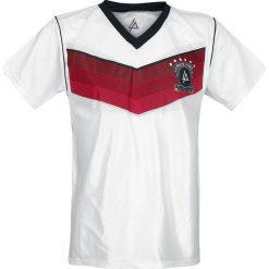 T-shirty męskie: Linkin Park German Soccer Jersey T-Shirt biały