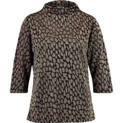 Bluzki asymetryczne: Karen by Simonsen RANSOM  Bluzka z długim rękawem gold