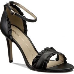 Rzymianki damskie: Sandały BRONX – 84500-C BX 1244 Black 01