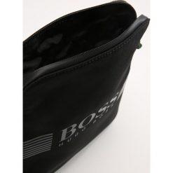BOSS Green PIXEL  Torba na ramię black/darkgrey. Szare torby na laptopa BOSS Green, na ramię, małe. W wyprzedaży za 299,25 zł.
