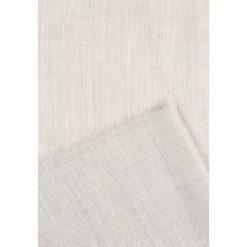Szaliki damskie: CLOSED SCARF METALIC Szal silver grey
