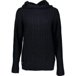 """Swetry klasyczne damskie: Sweter """"Karalee"""" w kolorze granatowym"""