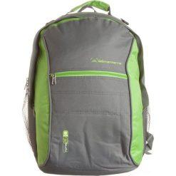 """Plecak termoizolacyjny """"Nomad"""" w kolorze szaro-zielonym - 29 x 40 x 15 cm. Szare plecaki męskie Elementerre, w paski, z tkaniny. W wyprzedaży za 43,95 zł."""
