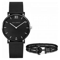 Zegarek unisex Paul Hewitt Sailor Line PHPM4XL. Czarne zegarki męskie marki Paul Hewitt. Za 688,00 zł.