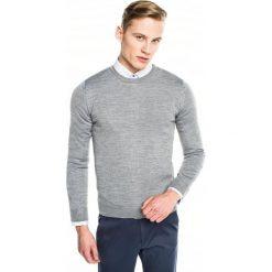 Sweter versa półgolf szary. Szare swetry klasyczne męskie Recman, m, z golfem. Za 139,00 zł.